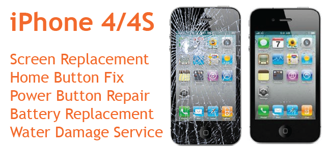 Cheapest iPhone 4-4S Repair Price in Canberra