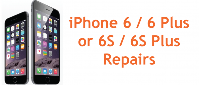 iPhone 6/6s Plus Repairs Canberra and Queanbeyan