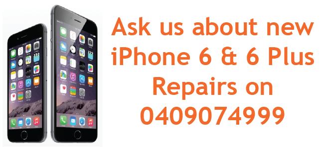 iPhone 6 Repairs Canberra & Queanbeyan